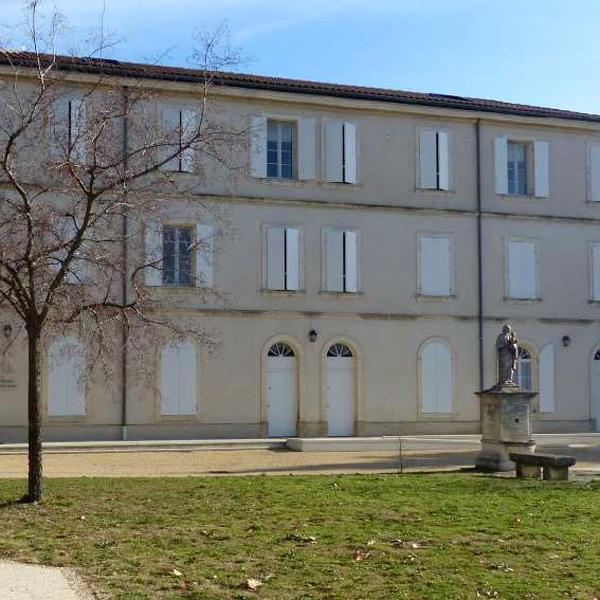 La maison de l'hôtellerie de Sainte-Garde