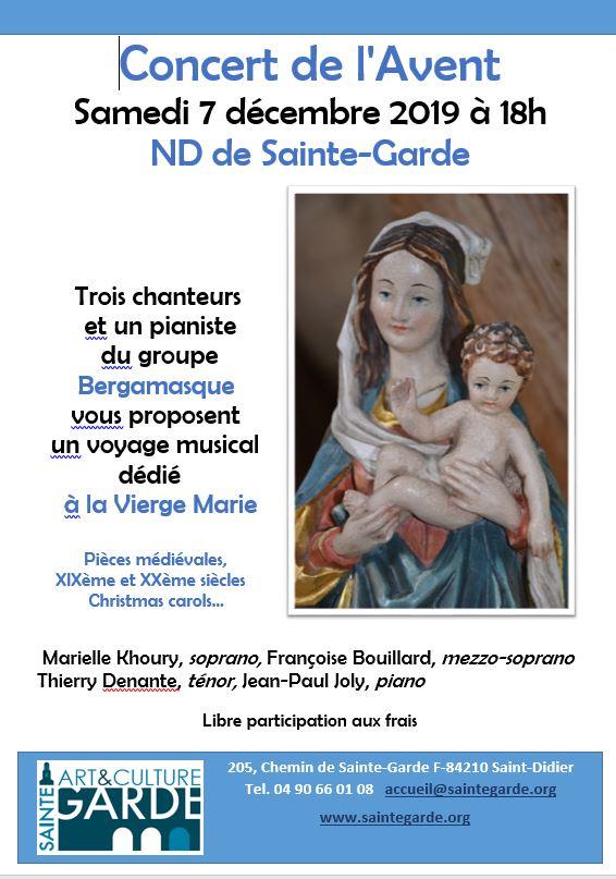 CONCERT DE L AVENT image 2
